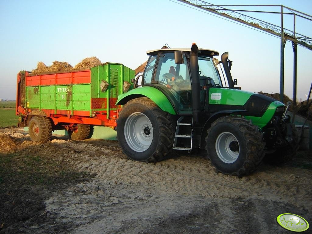 DF Agrotron M610 + Tytan