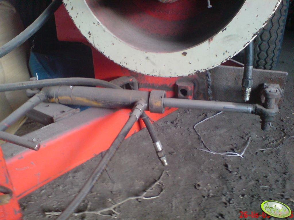 Hydrauliczne rozkładanie prasy (sipma)
