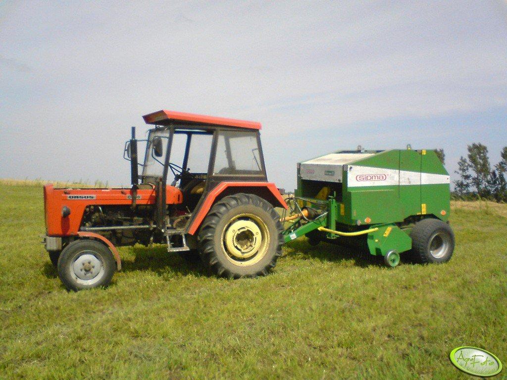 Sipma Farma II + Ursus C- 360