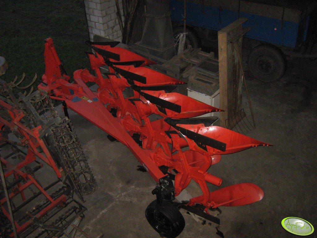 Kuhn Multi-Master 120 4-skibowy