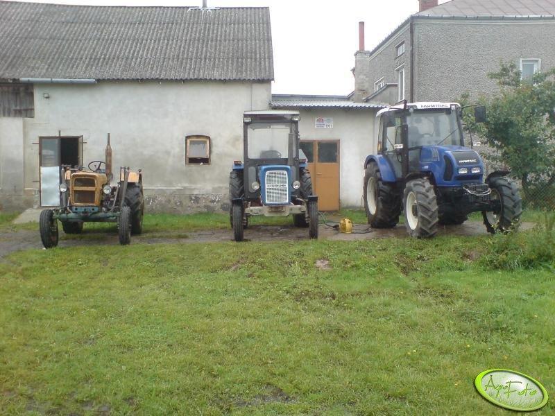 Ursus C-330, C-360 i Farmtrac 675DT
