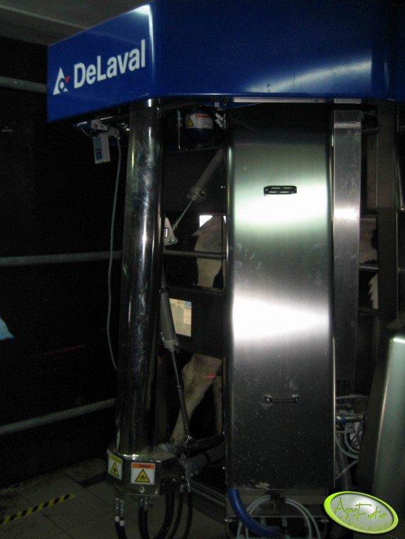Robot De-Laval