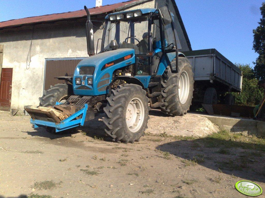 Pronar 1025A + HL 8011