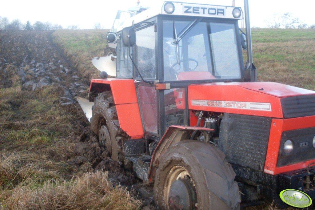 Zetor 8245