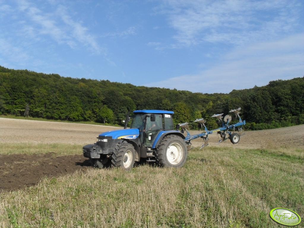 New Holland TM130 i Rabe