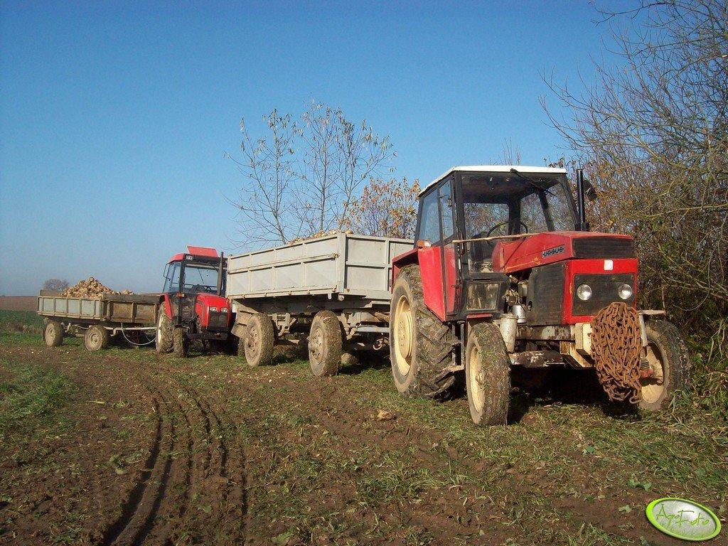 Ursus 912 & Zetor 5320