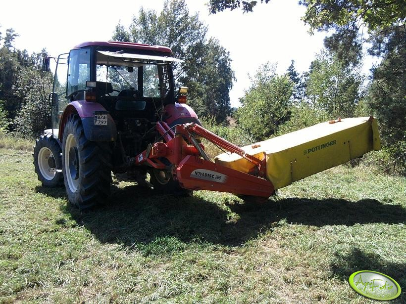 Pottinger Nova Disc 265