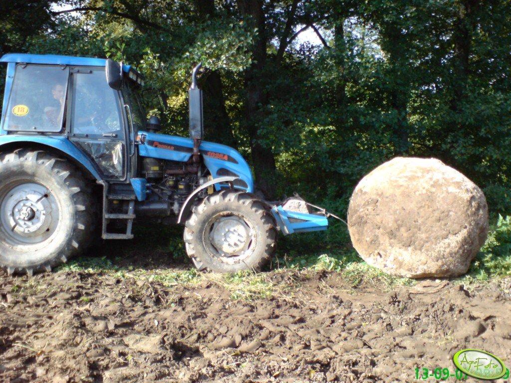 Pronar 1025A + kamień
