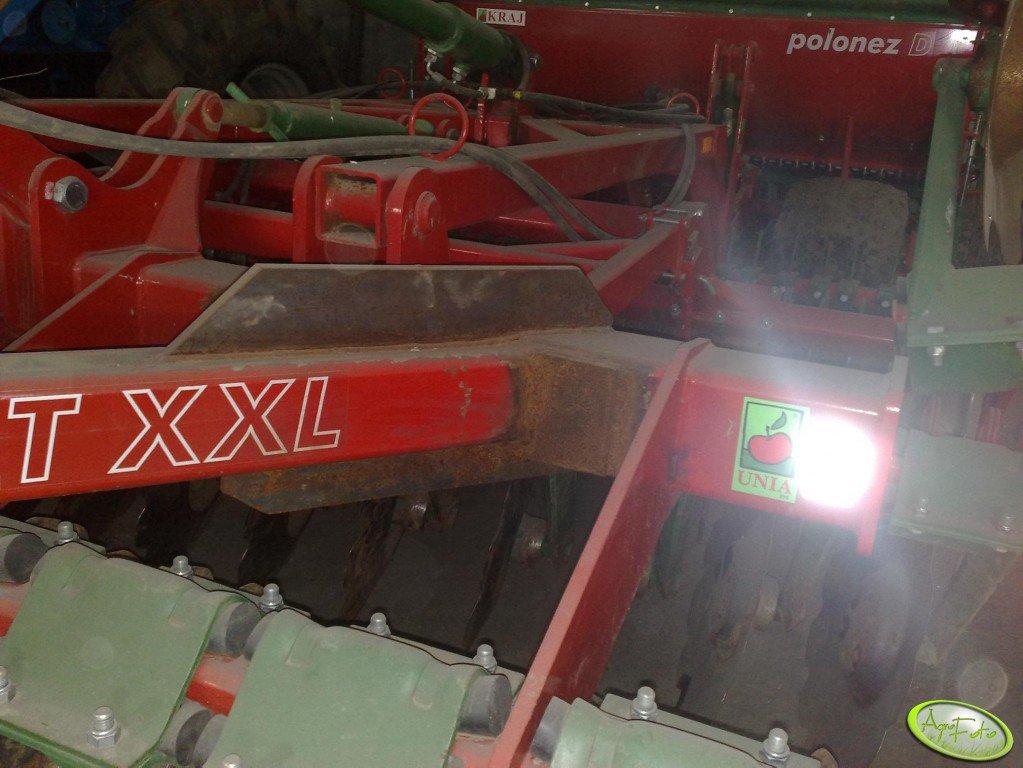 Unia Ares TXXL + Polonez