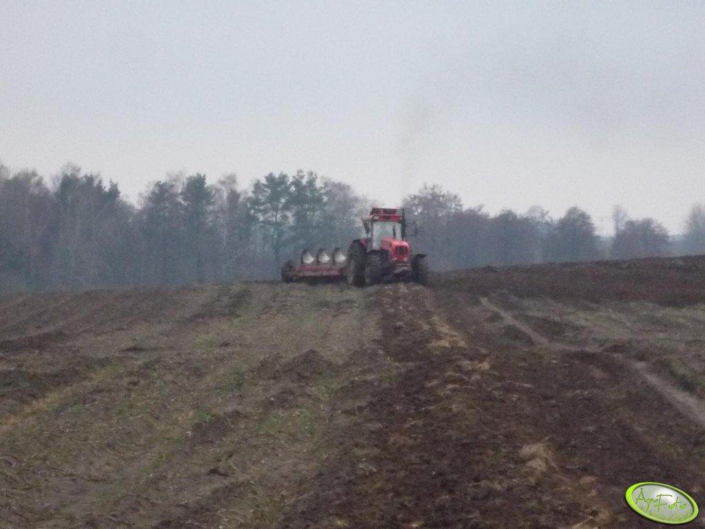 Ursus 1614 + Kverneland 5-Skibowy