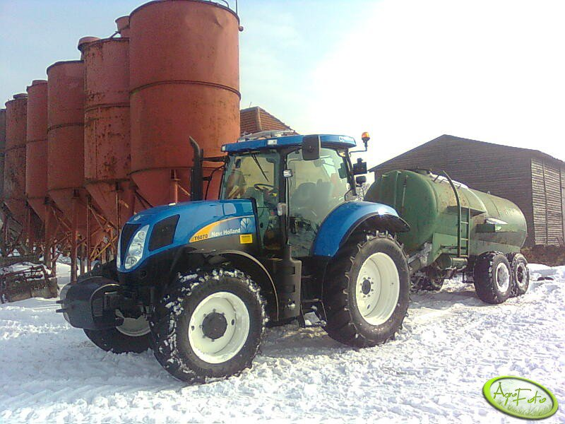 New Holland 6070 RC