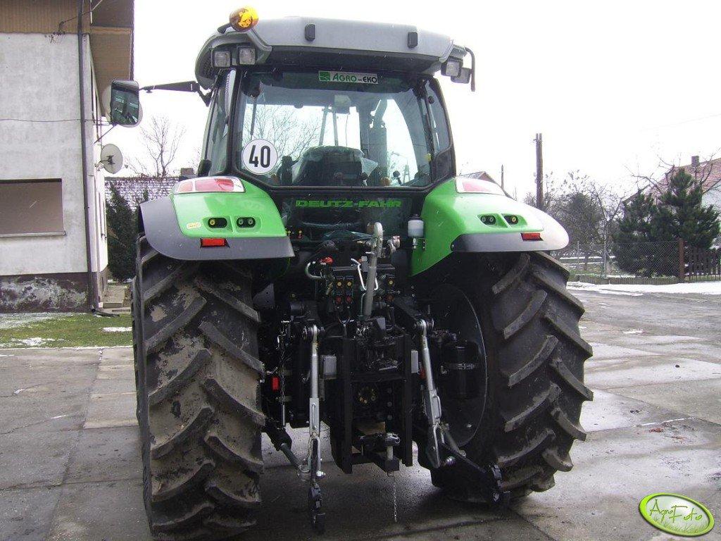 DF Agrotron K 430 DCR