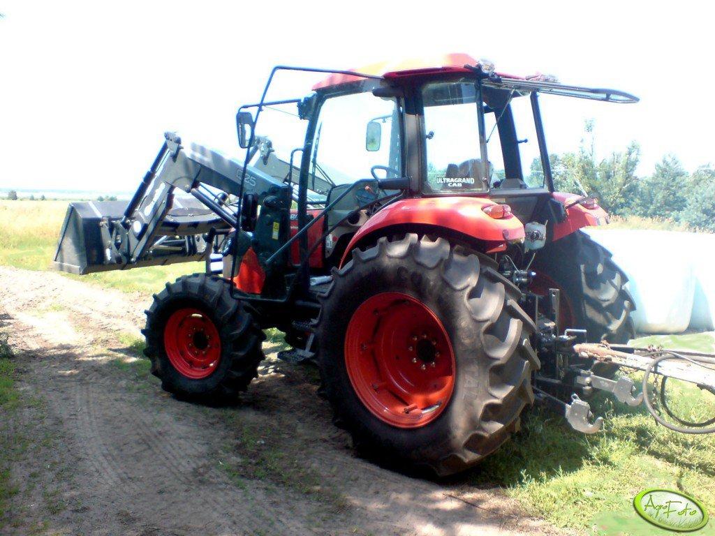 Kubota M 7040 + Quicke Q25