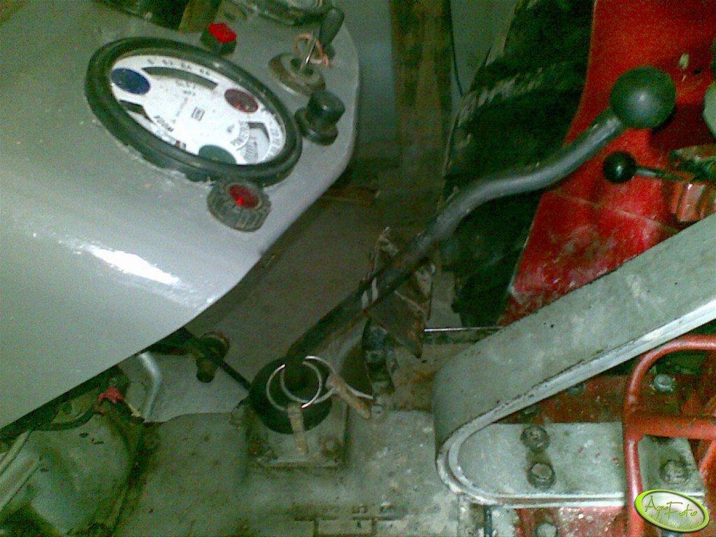 Przedłużony drążek biegów w C-330