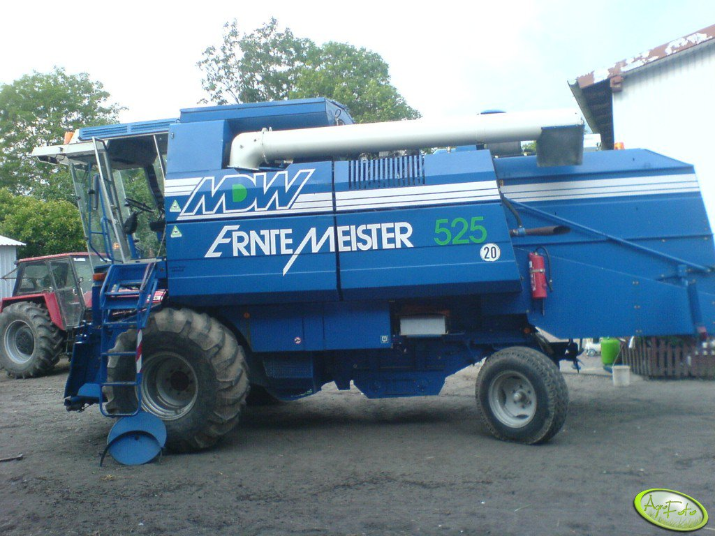 MDW Ernte Meister 525