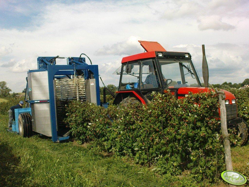 Zetor 5320 + Korvan 930