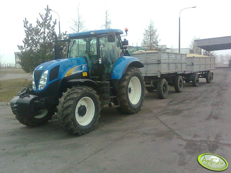 New Holland T6070 RC