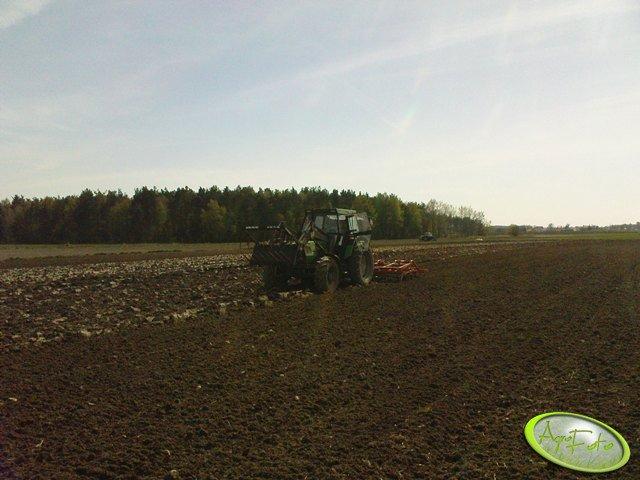 DF Dx 6.05 + Agro-Masz 3,60