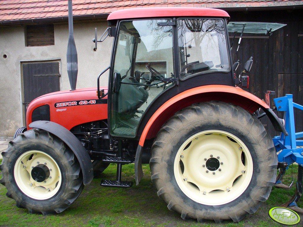 Zetor 6341 Super