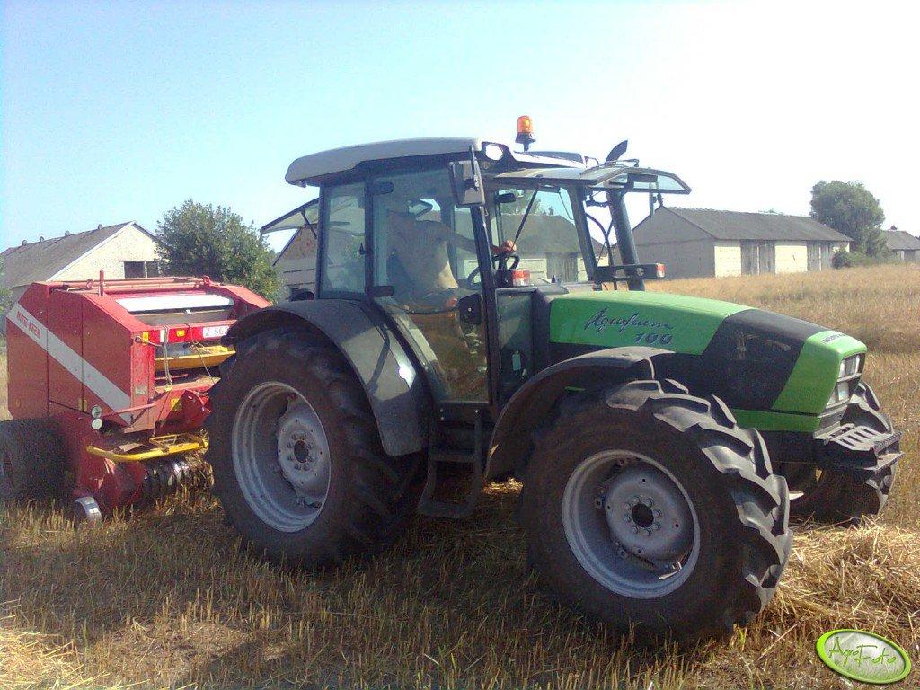 DF Agrofarm DT100 + Metal Fach