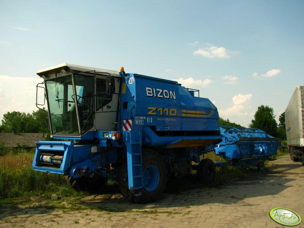 Bizon BS Z110 Hydrostatic