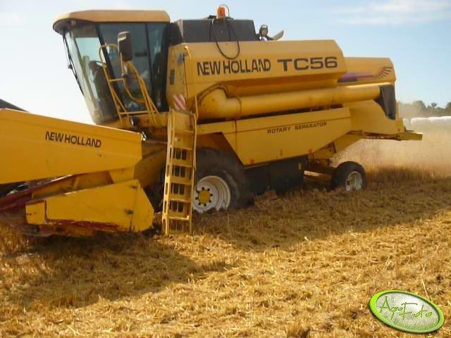 New Holland TC56