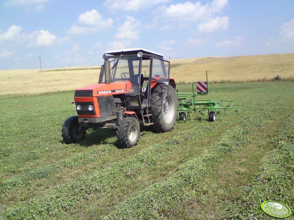 Ursus 912 DL i Krone KW 4.62/4
