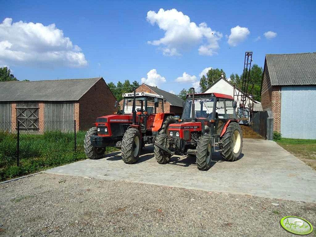 Zetor 12245 & 7745 Turbo