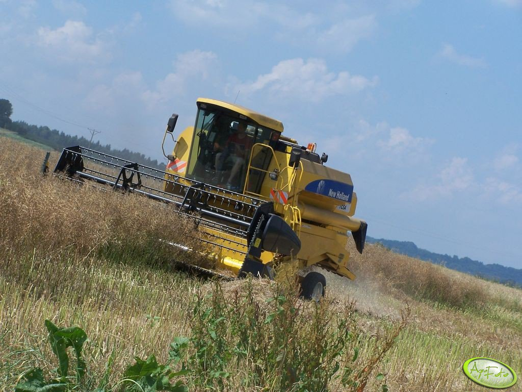 New Holland TC 54 Bizon