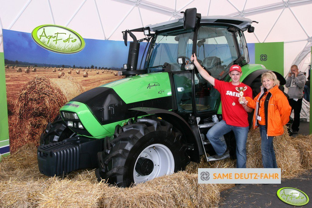 Deutz-Fahr Agrotron K610 Niedziela 104