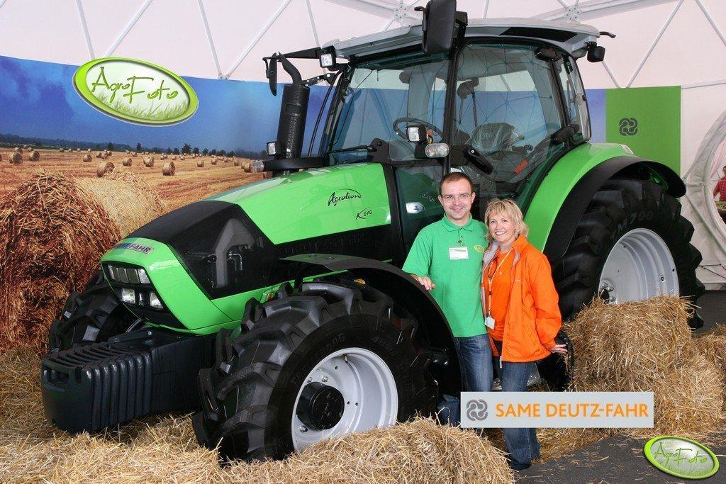 Deutz-Fahr Agrotron K610 Niedziela 253