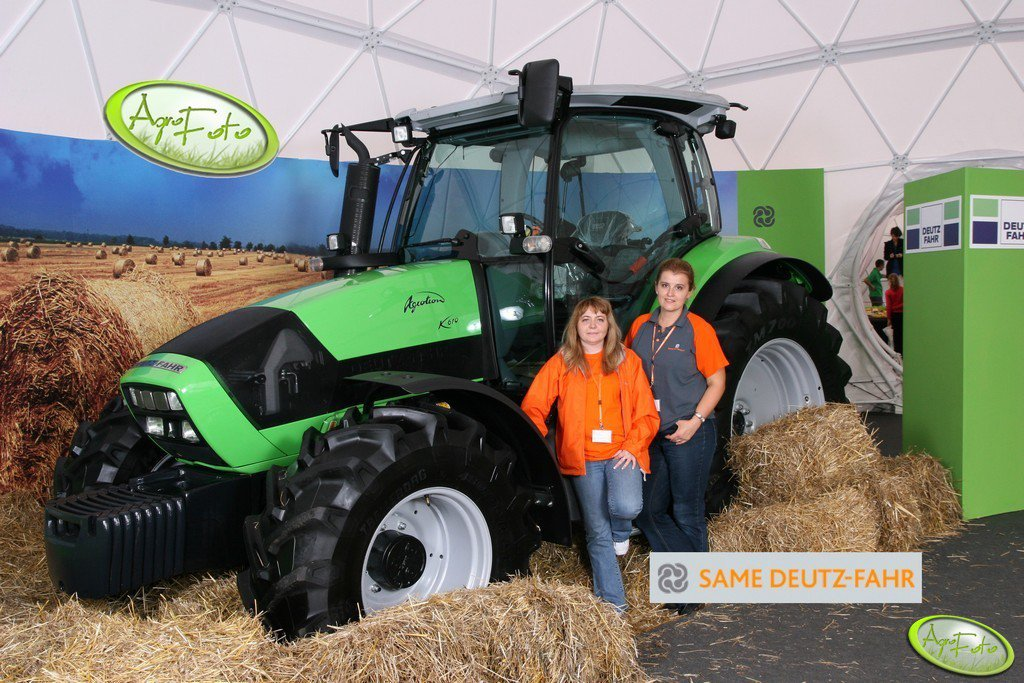 Deutz-Fahr Agrotron K610 Niedziela 353
