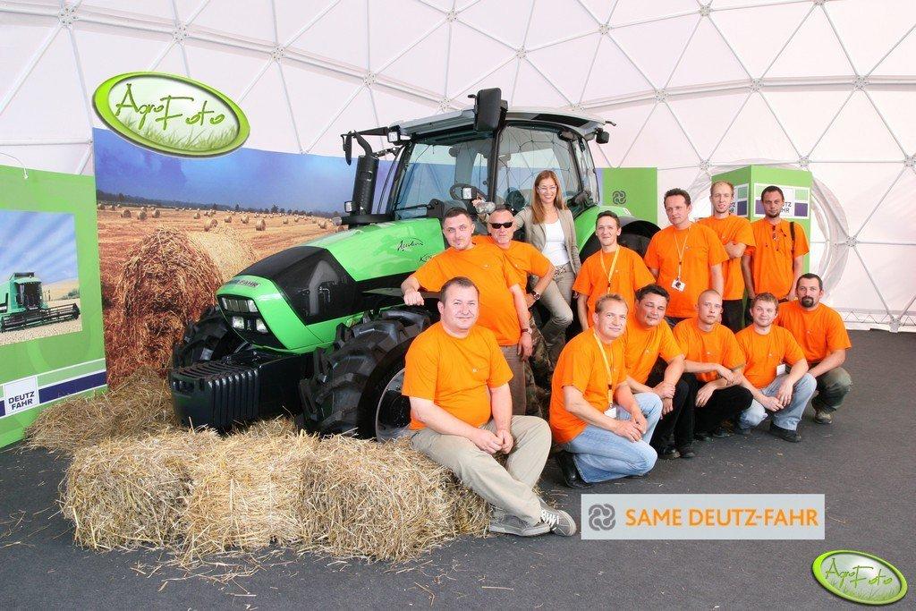 Deutz-Fahr Agrotron K610 Piątek 197