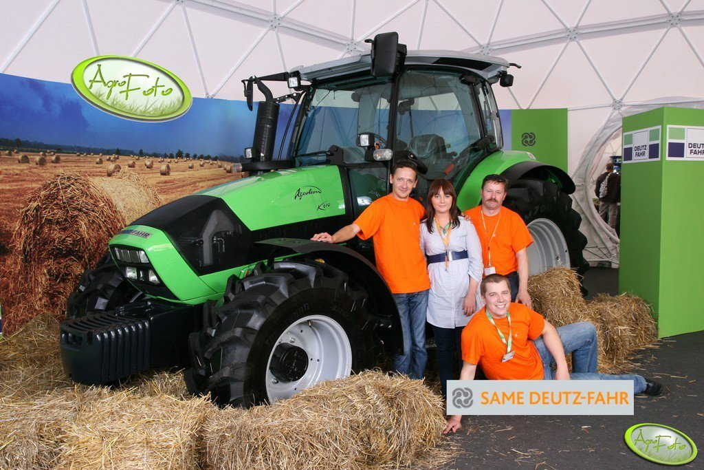 Deutz-Fahr Agrotron K610 Sobota 243