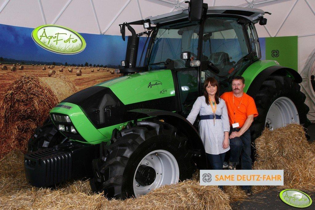 Deutz-Fahr Agrotron K610 Sobota 245