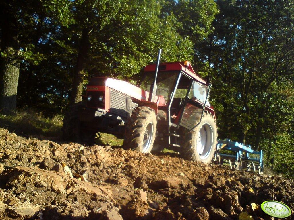 Ursus 1224 + Farmet