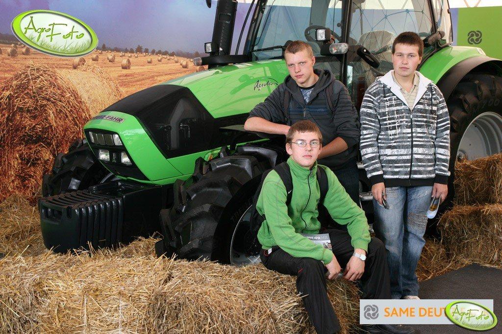 Deutz-Fahr Agrotron K610 Piątek 005