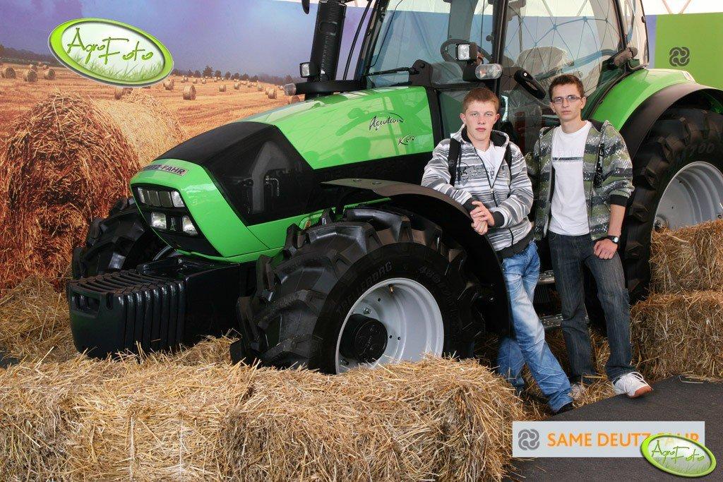 Deutz-Fahr Agrotron K610 Piątek 009