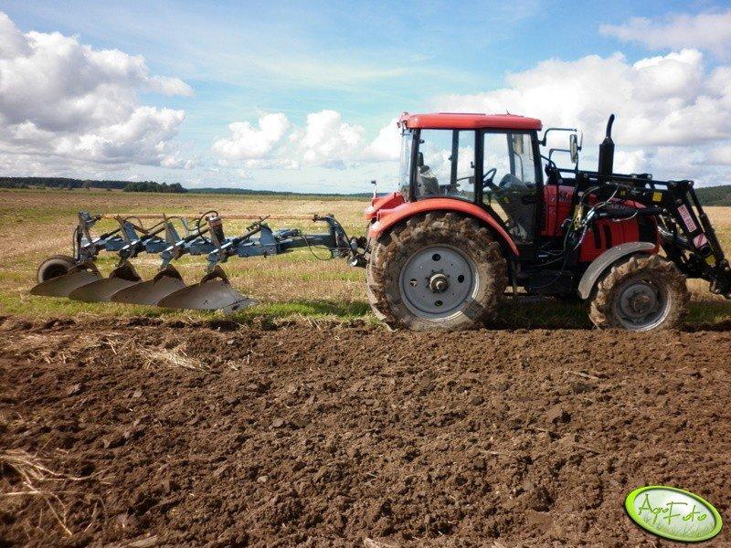 Farmer 10244 C1 + Overum
