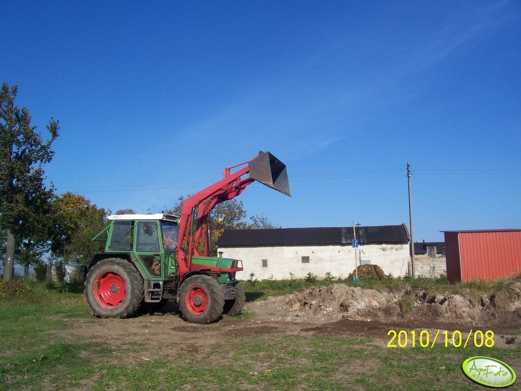 Fendt  Farmer 306 LSA i Mailleux