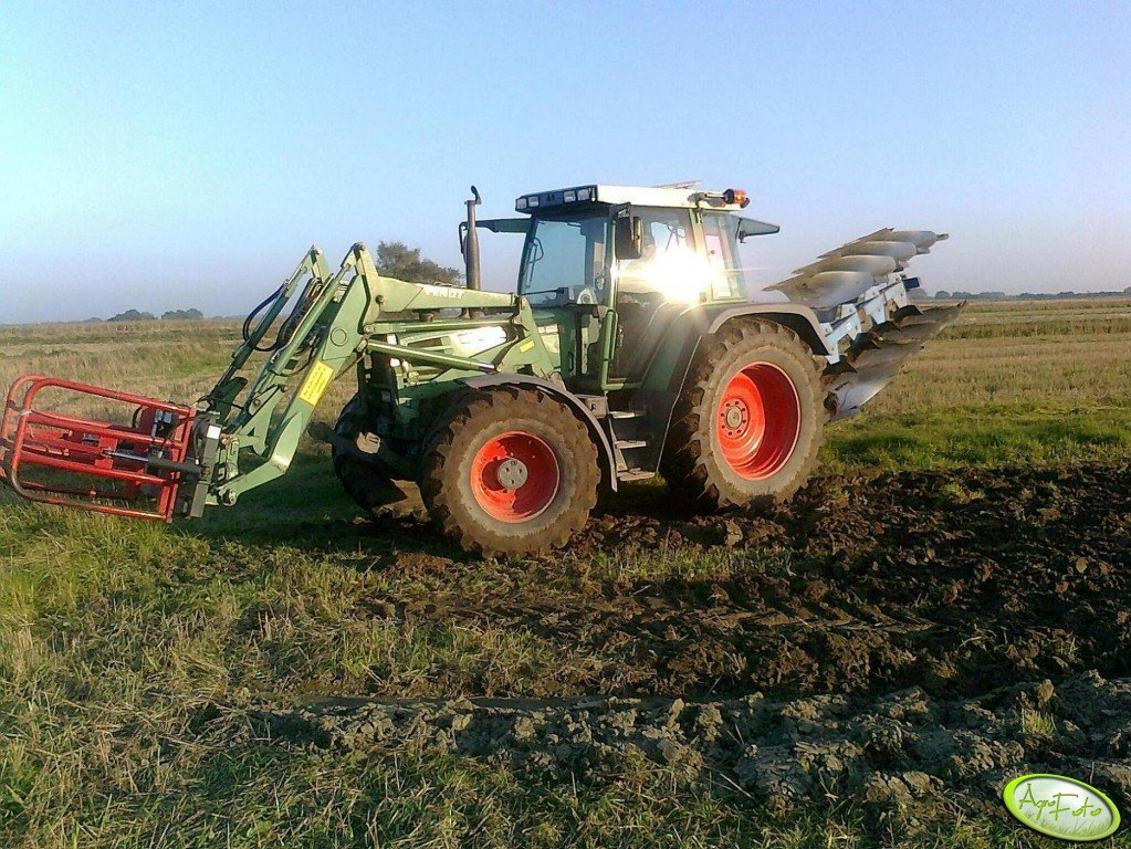 Fendt Farmer 310 Turbomatic