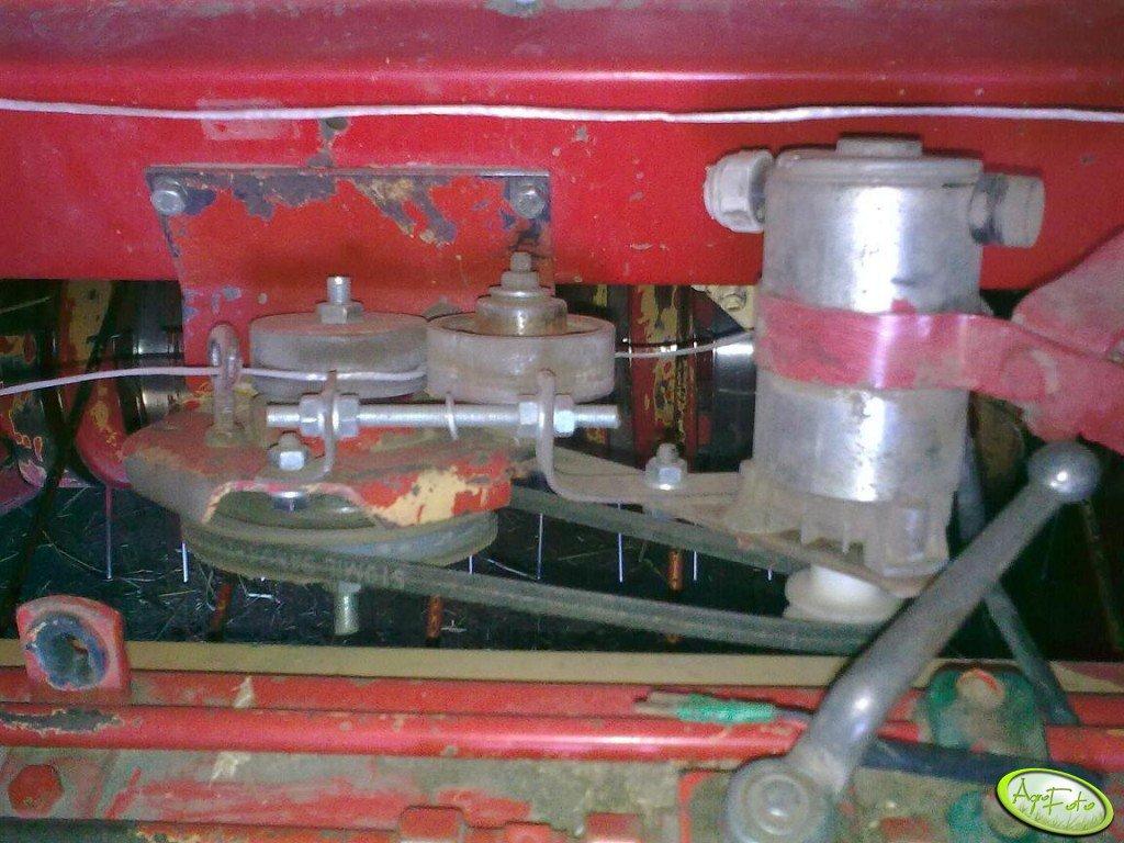 Podajnik sznurka KRONE KR 125