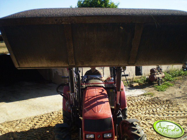 Farmer 8244  + Metal-Fach T-229