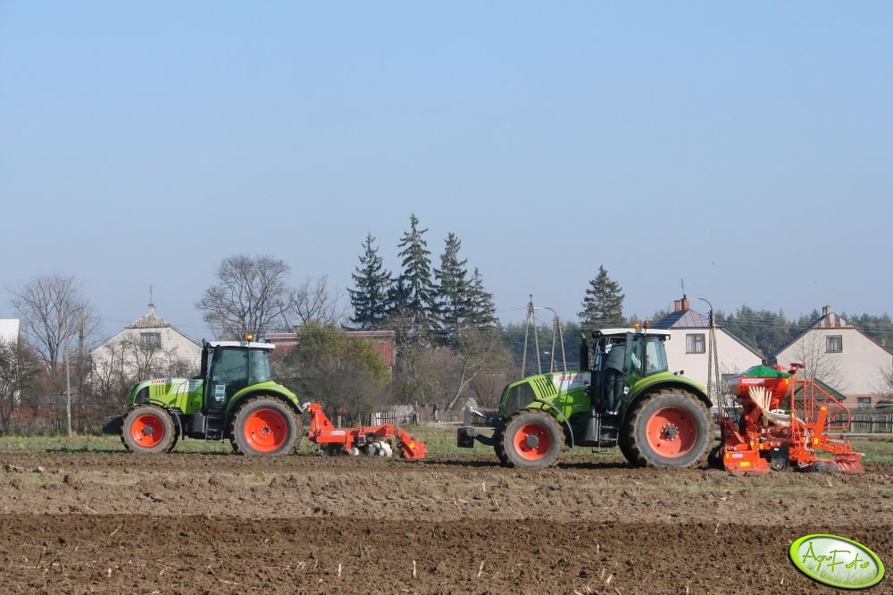 Claas Arion & Claas Axion