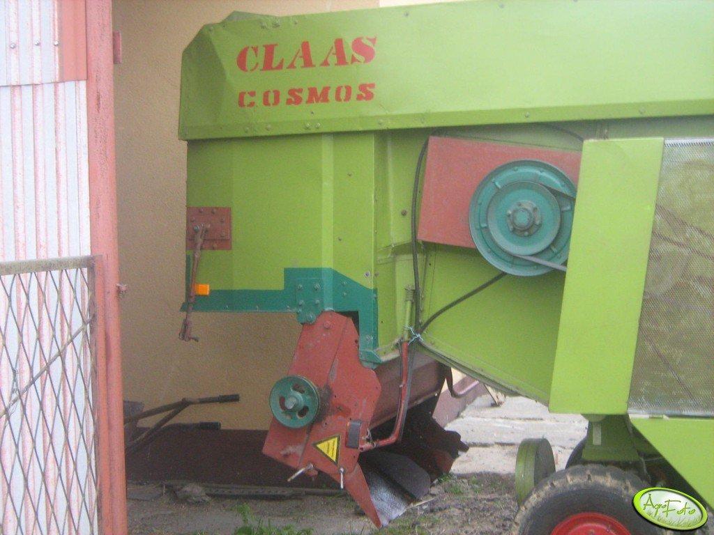Claas Cosmos