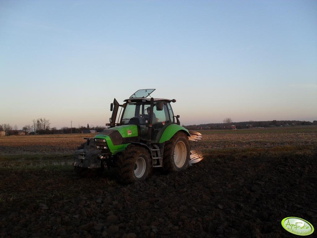 Deutz-Fahr Agrotron M610 i Overum
