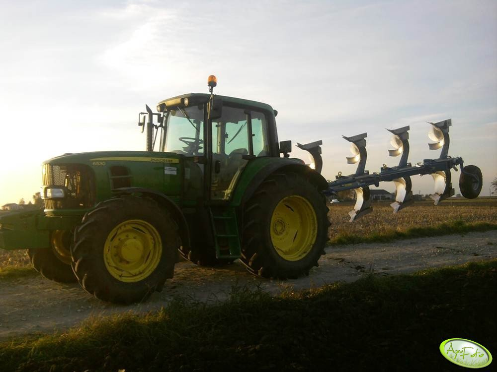 JD 6530 + Overum CX