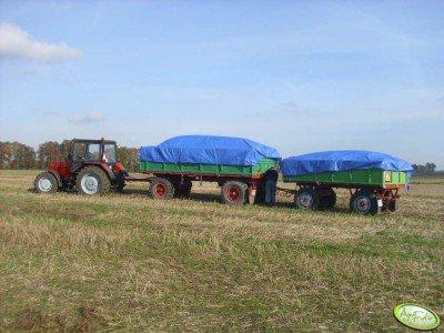 Belarus 820 + HL8011 I d-35