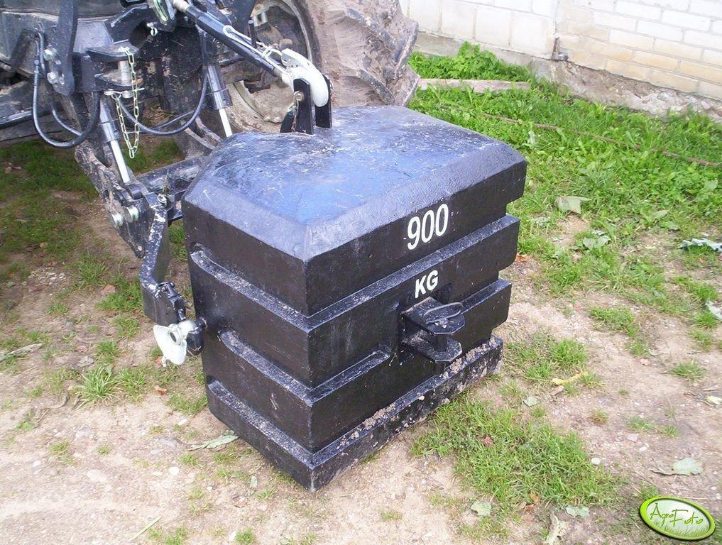Obciążnik 900 kg