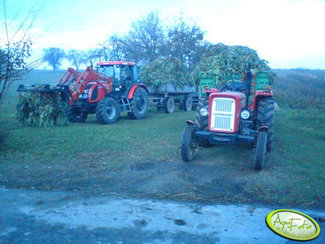 Ursus C-360 & Zetor Proxima Power 95
